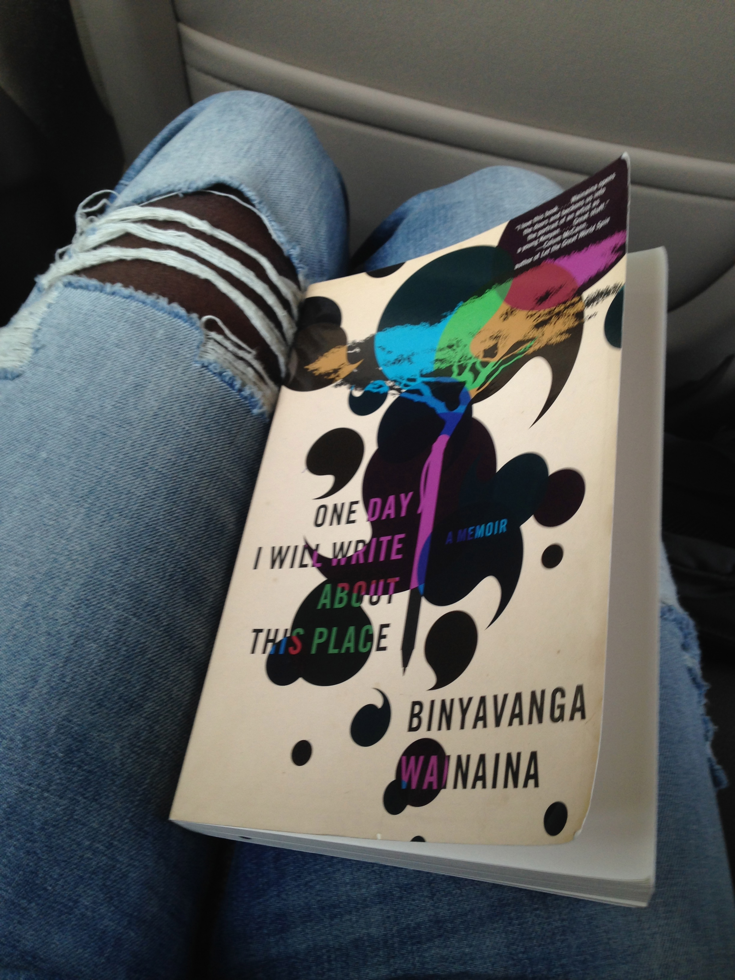 One Day I Will Write About This Place by Binyavanga Wainaina – review