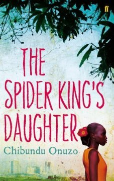 Spider King's Daughter cover
