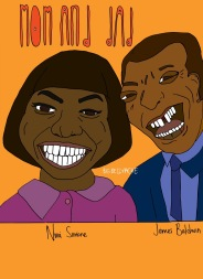 Nina Simone & James Baldwin