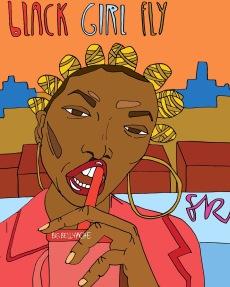 Black Girl Fly