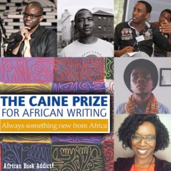 Collage I created for my review of the Caine Prize stories this year.