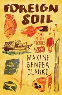 Read blurb/Purchase Foreign Soil: And Other Stories