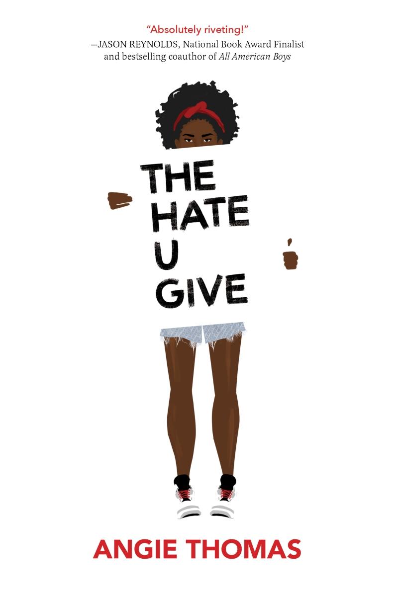 Read blurb/Purchase The Hate U Give