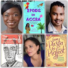 75 Ghanaian writers were highlighted in this #GhanaAt60 series - https://africanbookaddict.com/2017/03/06/gh-at-60-our-writers-their-books-part-1/