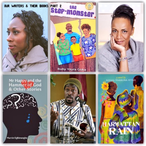 75 Ghanaian writers were highlighted in this #GhanaAt60 series - https://africanbookaddict.com/2017/03/17/gh-at-60-our-writers-their-books-part-2/