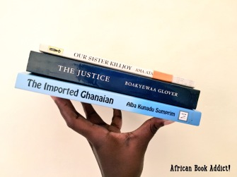 I planned on reading these books by Ghanaian women writers before the end of the year. So far I've only been able to finish 'Our Sister Killjoy'