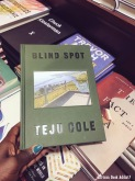 Spotted Teju Cole's (super heavy & super expensive) new release at the Harvard Coop Bookstore over the summer