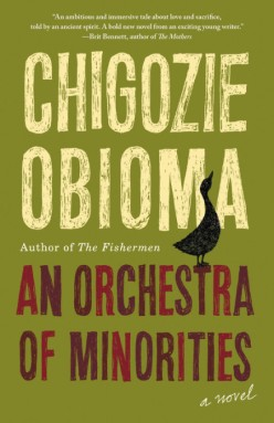 Read blurb/Purchase: An Orchestra of Minorities