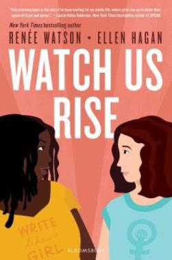 Read blurb/Purchase: Watch Us Rise