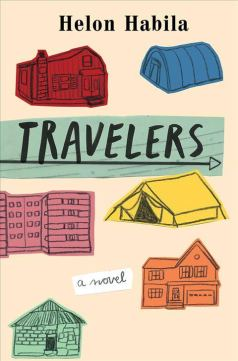 Read blurb/Purchase: Travelers: A Novel