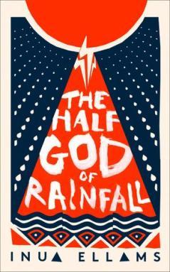 Read blurb/Purchase: The Half-God of Rainfall