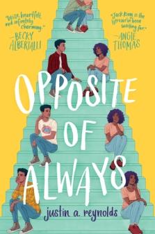Read blurb/Purchase: Opposite of Always