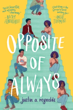 Read blurb/Purchase: Opposite of Always