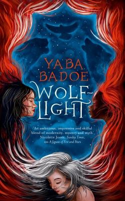 Read blurb/Purchase: Wolf Light