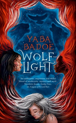 Read blurb/Purchase: Wolf Light