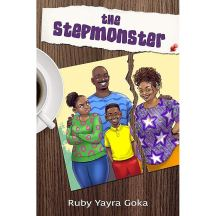 The Stepmonster by Ruby Yayra Goka (was featured in Part 2 of the series: https://africanbookaddict.com/2017/03/17/gh-at-60-our-writers-their-books-part-2/)