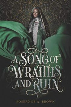 Read blurb/Purchase: A Song of Wraiths and Ruin