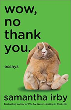 Read blurb/Purchase: Wow, No Thank You.: Essays