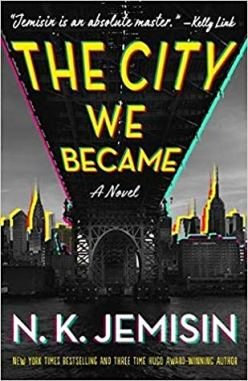 Read blurb/Purchase: The City We Became