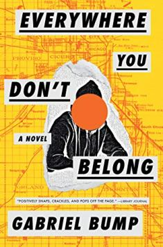 Read blurb/Purchase: Everywhere You Don't Belong