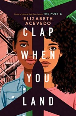 Read blurb/Purchase: Clap When You Land