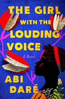 Read blurb/Purchase: The Girl with the Louding Voice: A Novel