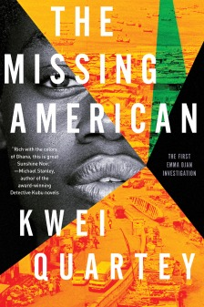 Read blurb/Purchase: The Missing American (An Emma Djan Investigation)