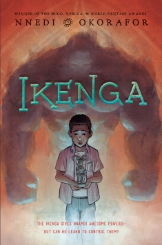 Read blurb/Purchase: Ikenga