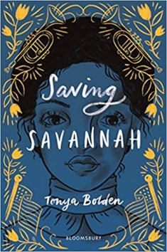 Read blurb/Purchase: Saving Savannah