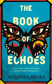 Read blurb/Purchase: The Book Of Echoes