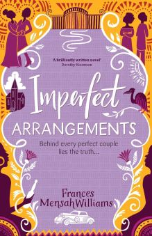 Read blurb/Purchase: Imperfect Arrangements: The uplifting and heartwarming love stories of three sister-friends