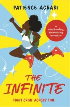 Read blurb/Purchase: The Infinite (The Leap Cycle)