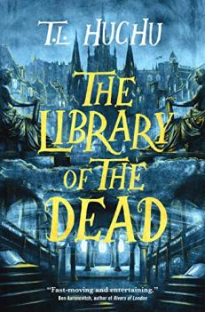 Read blurb/Purchase: The Library of the Dead (Edinburgh Nights, 1)