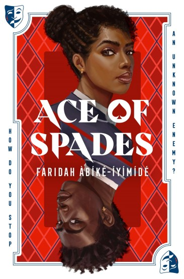 Read blurb/Purchase: Ace of Spades
