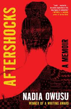 Read blurb/Purchase: Aftershocks: A Memoir