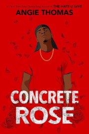Read blurb/Purchase: Concrete Rose