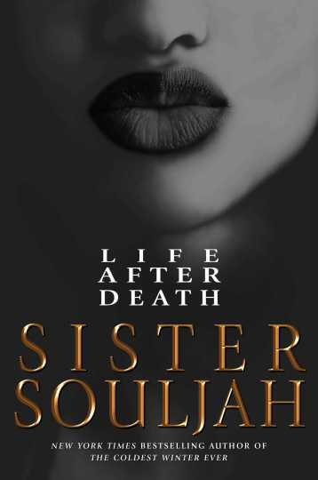 Read blurb/Purchase: Life After Death: A Novel