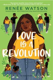 Read blurb/Purchase: Love Is a Revolution