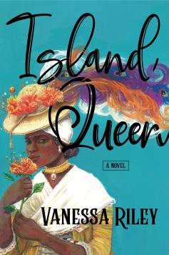 Read blurb/Purchase: Island Queen: A Novel